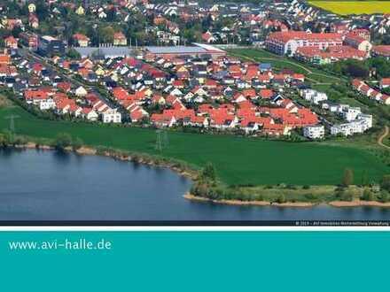 Reihenhaus am Hufeisensee in Halle sucht Nachmieter