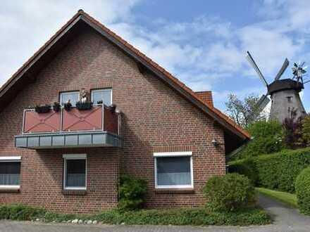 Moderne 3 ZKB - Wohnung mit Mühlenblick