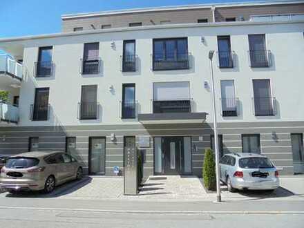 Neue 3-Zimmer-Wohnung mit Balkon in Deggendorf
