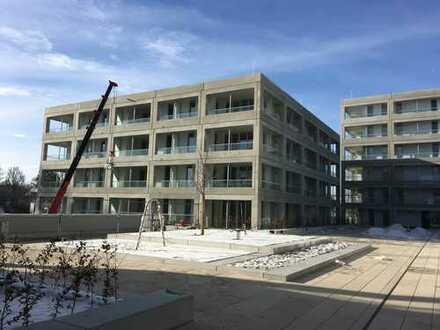 Helle 2-Zimmer-Wohnung mit Loggia und hochwertiger EBK in S-Bahn-Nähe