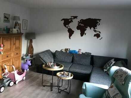 Modernisierte 3-Zimmer-Maisonette-Wohnung mit Balkon in Düsseldorf Pempelfort