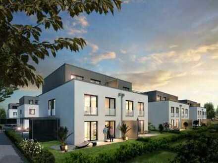 Iserlohn-Hennen: Modernes KfW55-Neubau-Einfamilienhaus mit 140m² Wfl.!