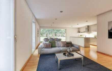 Traumhafte 4-Zimmer-Neubauwohnung mit großem Garten (ca. 234 m²)