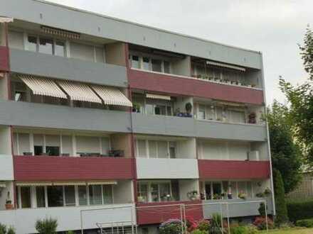 Frisch renovierte Wohnung mit Balkon und Gartennutzung!