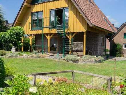 Romantische Erdgeschosswohnung zum lieb haben in Borken-Burlo!