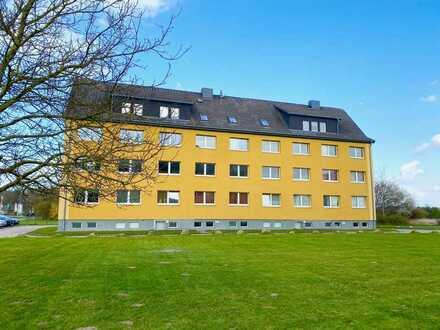 3-Raumwohnung in Ahrenshagen mit Laminat und Duschbad...!!!