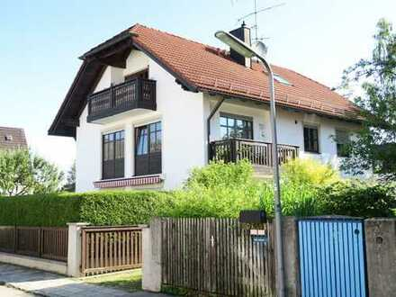 Harlaching: 2-Zi.-Dachgeschoss-ETW - in sonniger Wohnlage Nh. Mangfallplatz!