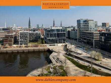 HafenCity // Edelstes und hochwertigstes Interieur im Marco Polo Tower