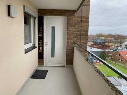 4 Zimmer, Küche, Bad und Balkon - direkt vom Eigentümer