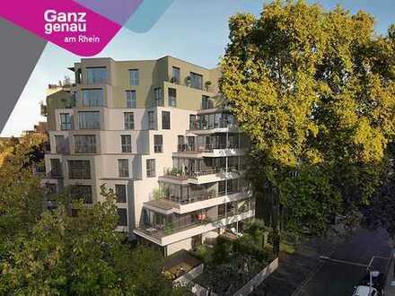 Neubau-Eigentumswohnung im 2. Obergeschoss
