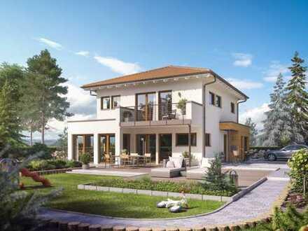 Ein tolles Grundstück für Ihre Stadtvilla wartet auf Sie...