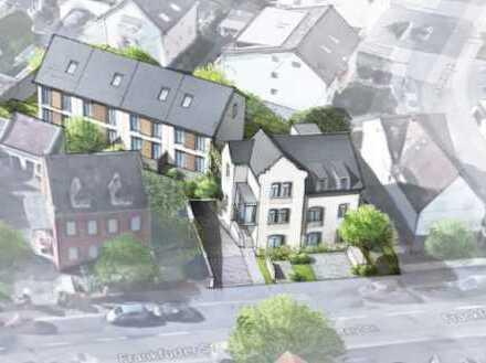 Neubau Stadthäuser im Zentrum von Hochheim