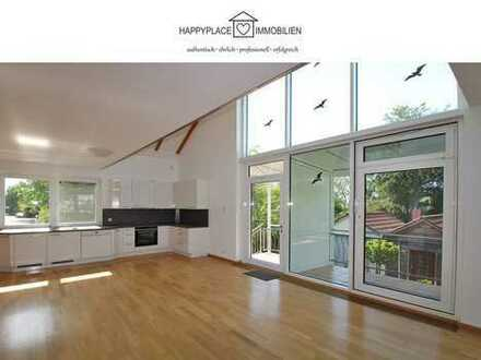 HomeOffice mit Taunusblick in außergewöhnlicher Maisonette-Wohnung!