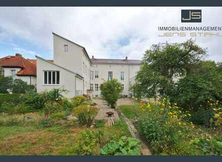 Exklusive Eigentumswohnung mit Garten in Zentrumslage!