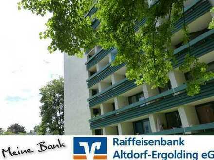 3-Zimmer-Wohnung in gepflegter Anlage - zentrumsnah in Landshut