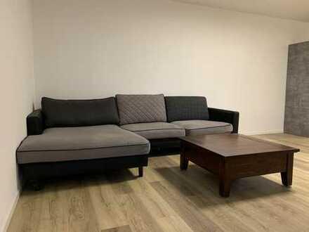 Erstbezug nach Sanierung! Möblierte 1-Zimmer Wohnung mit Balkon, Keller und Stellplatz!