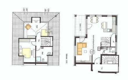 Erstbezug: Stilvolle 3-Zimmer-Maisonette-Wohnung in der Reutlinger Innenstadt