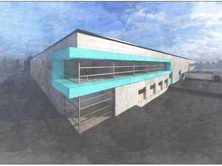 Neubau von Logistikhalle in 48485 Neuenkirchen