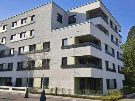 Erstbezug Freiburg Haslach-Gartenstadt - Helle, moderne 3-Zimmerwohnung mit EBK, Balkon und TG