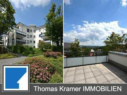 Komfort-Wohnung am Katerberger Schulweg...