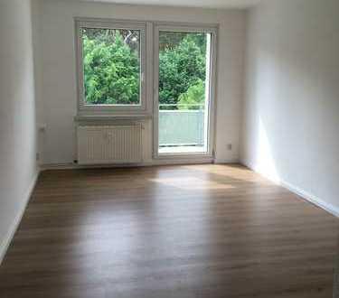 3 Zimmer Wohnung mit BALKON in GÜSEN - frisch renoviert!