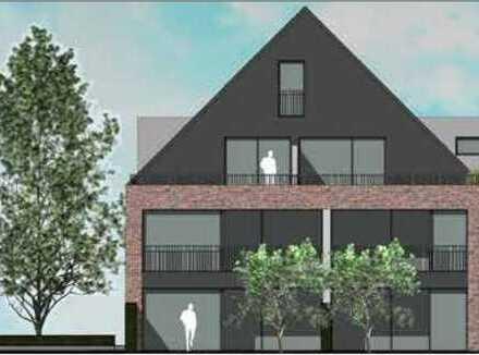 Neubau-Obergeschosswohnung mit allen Schikanen - zentrumsnah und ruhig gelegen!