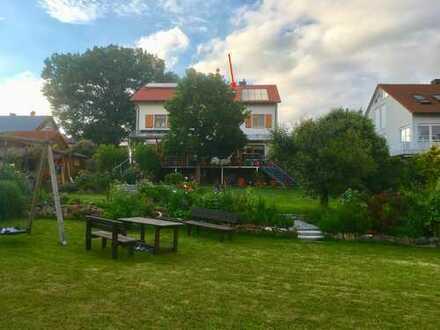 Idyllisch gelegenes Haus in Erlangen-SW