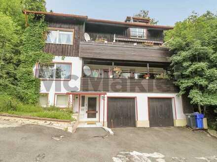 Für (Groß-)Familien und Naturverbundene: Charmantes Zweifamilienhaus mit viel Potenzial im Harz