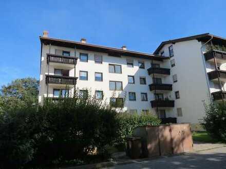 Hier können Sie kurzfristig einziehen! Großzügige 3 Zi.-Eigentumswohnung in Miesbach
