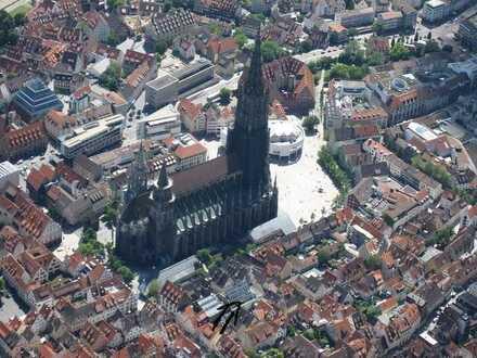 Moderne und helle Büro/Praxiseinheit in absoluter TOP-Lage Münsterplatz Ulm