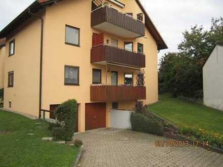 Gepflegte 3-Zimmer-Wohnung mit Balkon in Bauschlott