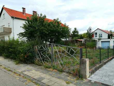 Baureifes Grundstück für Mehrfamilienhaus