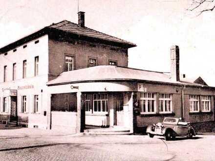 Das Aushängeschild von Kesselshain ... Gasthof zwischen Borna und Eula sucht neuen Eigentümer