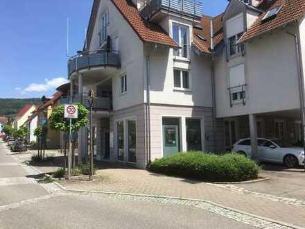 Gepflegte 3,5-Zimmer-Wohnung mit Balkon und EBK in Spaichingen