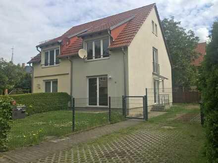 Doppelhaushälfte in Laubegast zu verkaufen - elbnah, grün und ruhig gelegen