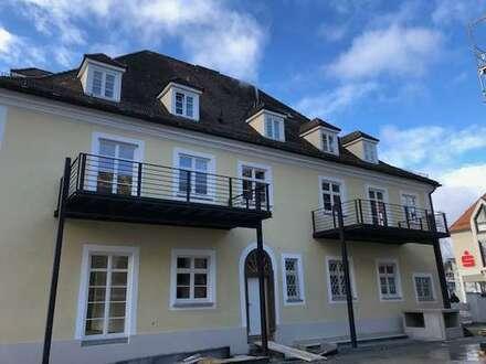 4 - Zimmer Wohnung (Erstbezug) Nr. 3 in Ulm-Wiblingen in Denkmalobjekt