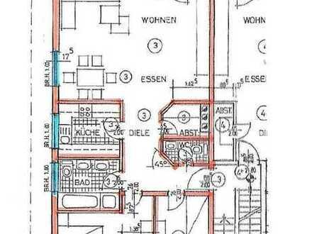 Deidesheim, Ruppertsberg 3,5 ZKB OG ETW, Balkon u. Garage. Wohn- und Nutzfl. ca. 102m². Feldrandlage