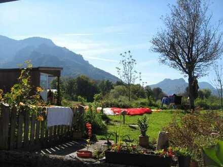 tolle Gemeinschaft,schönes altes Haus,sonniger Garten