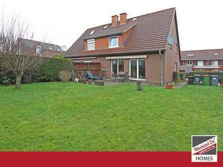 PROVISIONSFREI für Käufer – Doppelhaushälfte mit schönem Außenbereich in Allermöhe