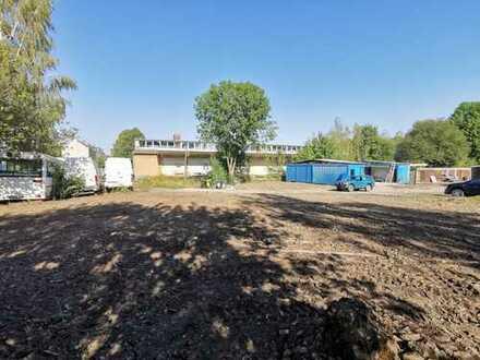 +++ 1.500 m² Lagerfläche - Außenfläche in Altchemnitz +++