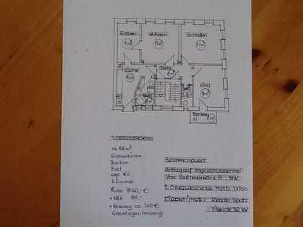 Freundliche 4-Zimmer-Wohnung mit Balkon und Einbauküche in Neustadt an der Weinstraße
