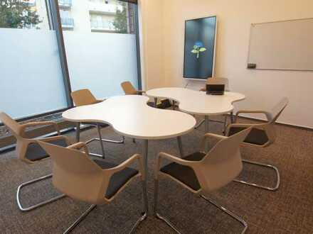 Meetingraum m. Moderations- und Konferenztechnik