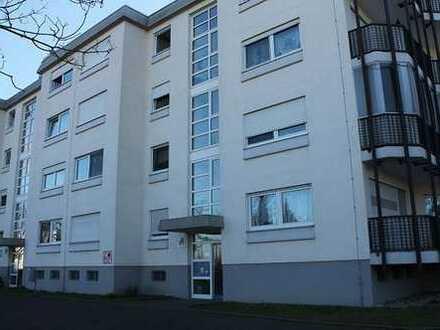 Gepflegte 3-Zimmer-Wohnung mit Balkon und Einbauküche in Mainz