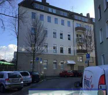 DO-Gerichtsviertel: Sanierte, helle 3 Zimmerwohnung - Zentrale Lage! mit Balkon!