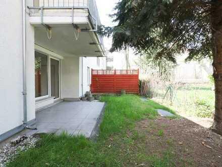 Einladende EG-Wohnung mit Terrasse // 2 Zimmer // 58qm // EBK