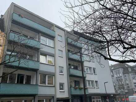 Großzügige 3-Zimmerwohnung mit Balkon im Wasserviertel