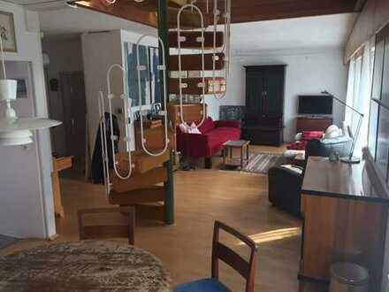 Schöne möblierte 3-Zimmer Wohnung in Aichach-Friedberg (Kreis), Mering