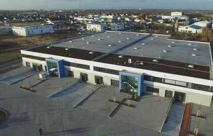 Erstvermietung Lager Logistik Büro - Modernes und vielseitig nutzbares Gewerbeobjekt