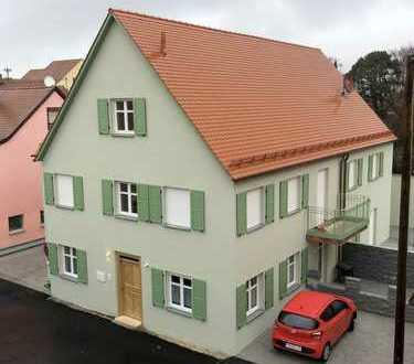 Doppelhaushälfte/Neubauwohnung in der Innenstadt zu vermieten