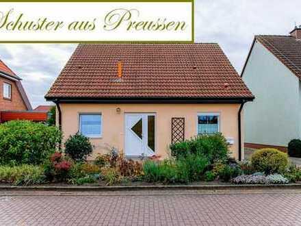 Schuster aus Preussen - Templin - wunderbar ruhig, grün und unweit des Stadtzentrums gelegen. Gep...